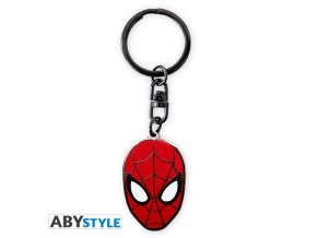 marvel keychain spider man x4
