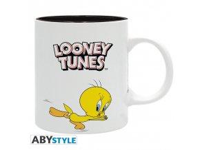 looney tunes mug 320 ml tweety sylvester subli with box x2