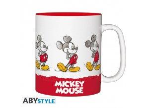 disney hrnek 460 ml sketch mickey with boxx2