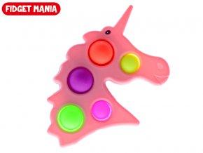 fidget toys jednorozec
