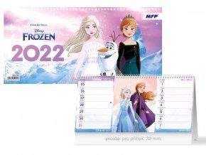 kalendář frozen