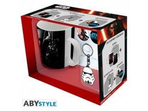 star wars pck mug trooper vador keychain trooper badges