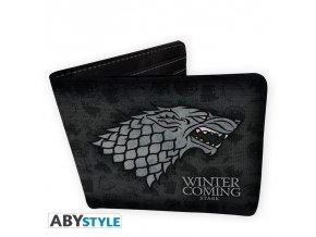 game of thrones wallet stark vinyl