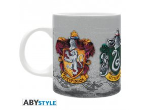 harry potter mug 320 ml the 4 houses subli with box x2