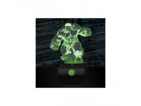 marvel marvel avengers hulk light usb