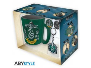 harry potter pck mug keychains badges slytherin (5)