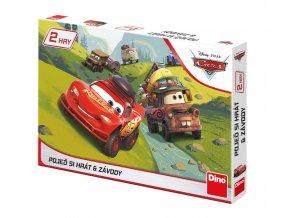 Auta 2 Grand Prix hra dětská