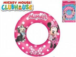 Minnie nafukovací kruh 56 cm