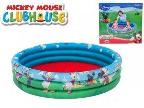 Bazén Mickey Mouse nafukovací 122x25 cm
