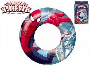 Kruh Spiderman nafukovací
