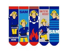 Ponožky Požárník Sam