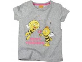 Biene Maja Mädchen T Shirt Best Friends Gr