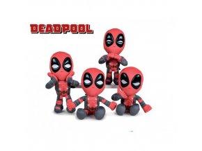 Deadpool plyšový 32 cm 4 druhy