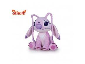 Plyšák Lilo a Stitch - Angel 30 cm sedící