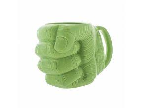 Hrnek Hulkova pěst 3D 460 ml