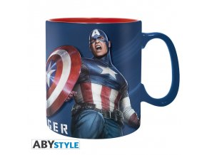 marvel mug 460 ml sentinel of liberty box x2