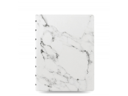 notebook patterns a5 marble front