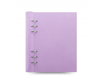 clipbook a5 orchid front 1
