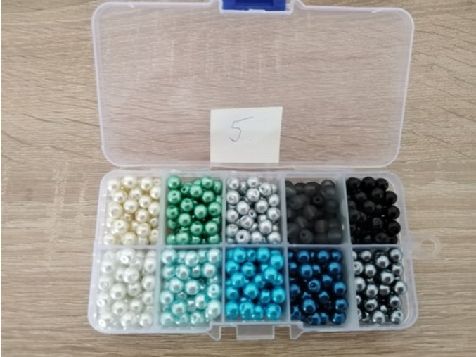 Box perličky