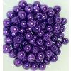 Voskované perle 6mm