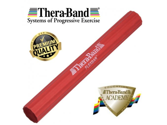 Thera band Flexbar červený