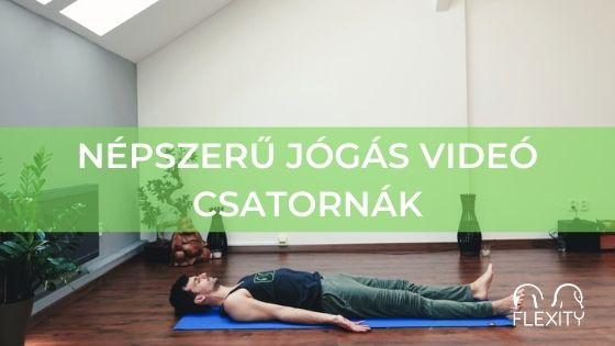 A legjobb jóga videók otthoni tornára abszolút kezdők számára is