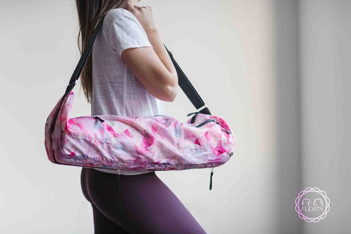 Hogyan válasszunk megfelelő jógamatracos táskát