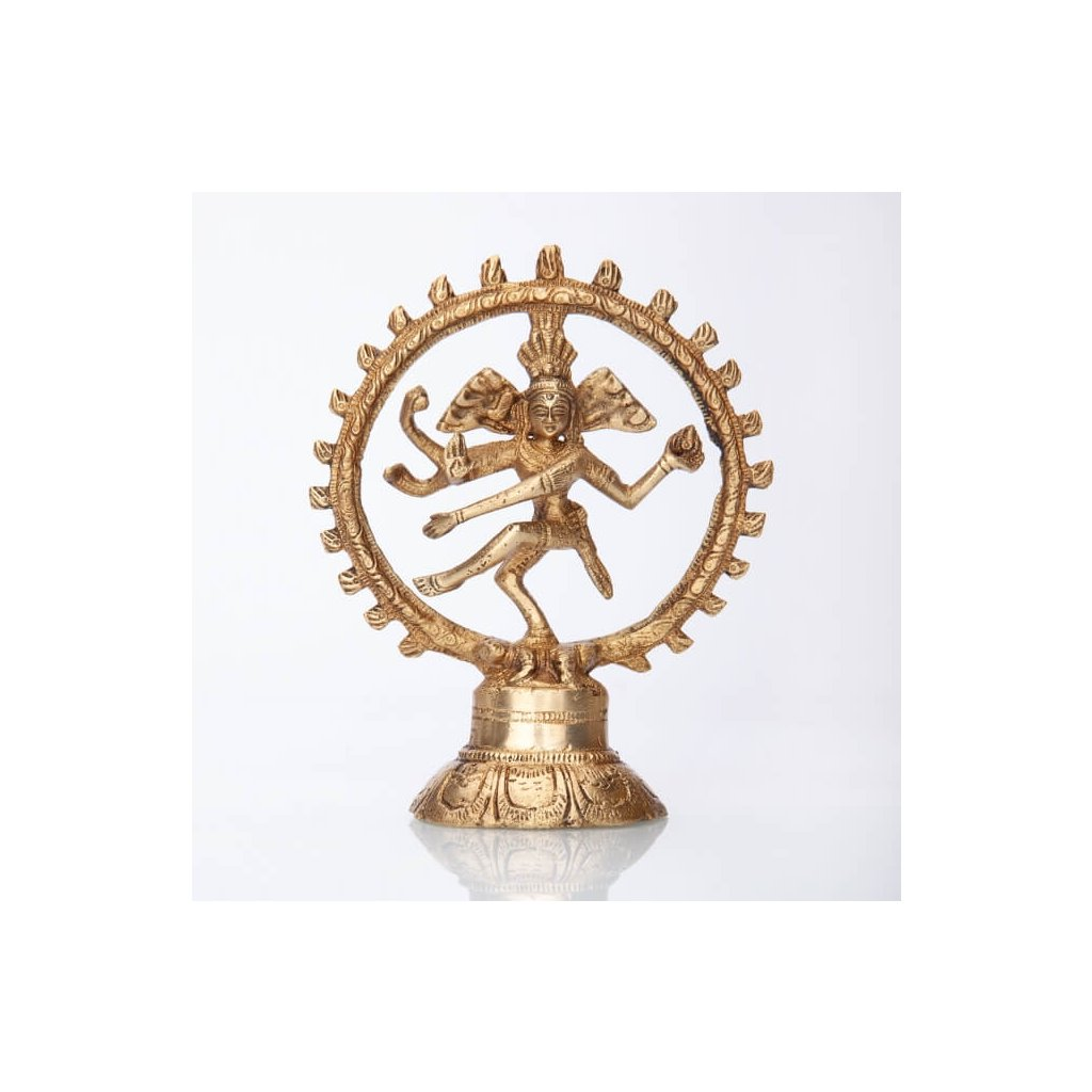 nat15 meditation nataraj statue messing