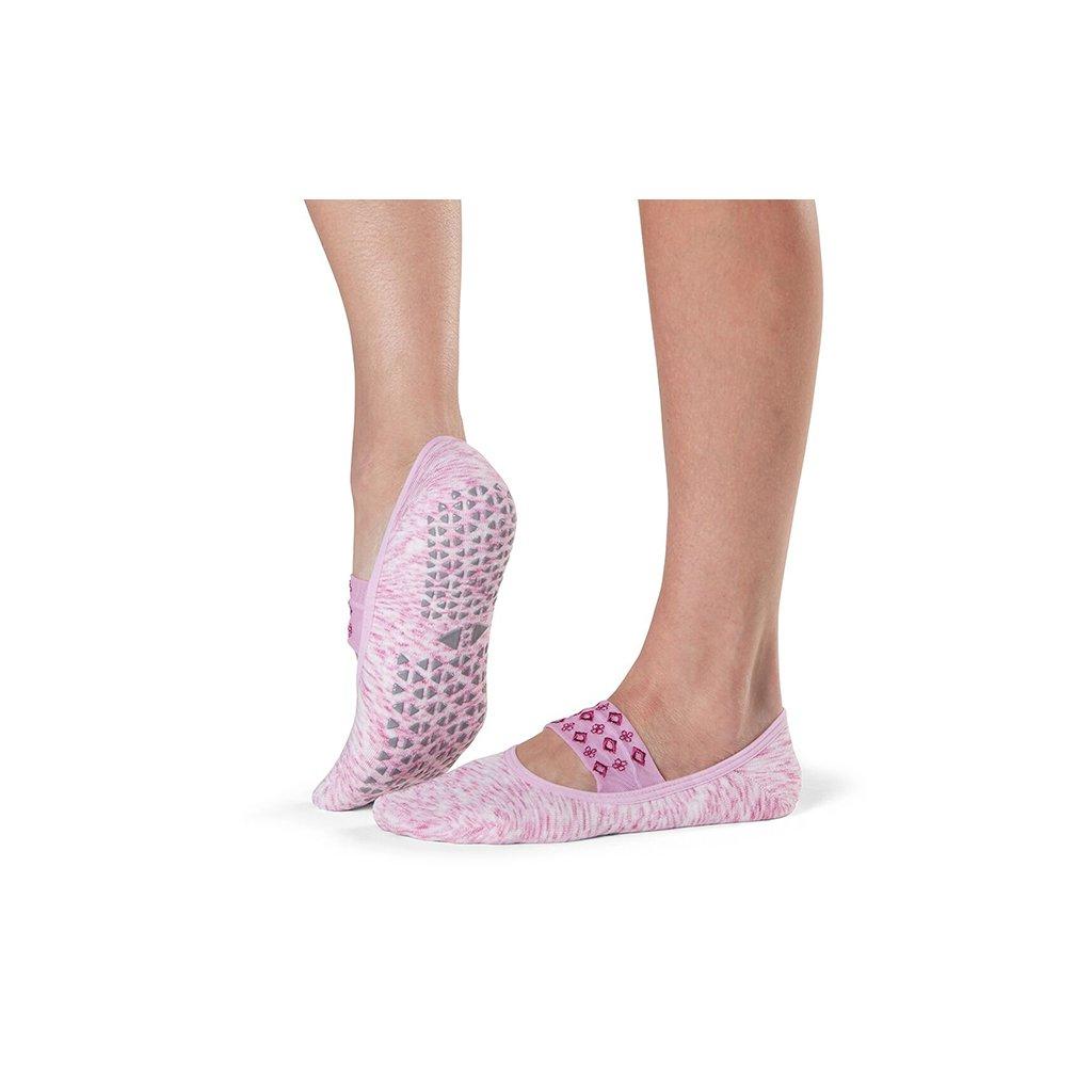 Tavi Noir Grip zokni Lola Vibrant csúszásgátló zokni (Ruházat mérete M 39-42.5)