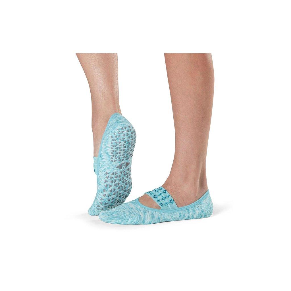 Tavi Noir Grip Socks Lola Dive protišmykové ponožky (Veľkosť oblečenia M 39-42.5)
