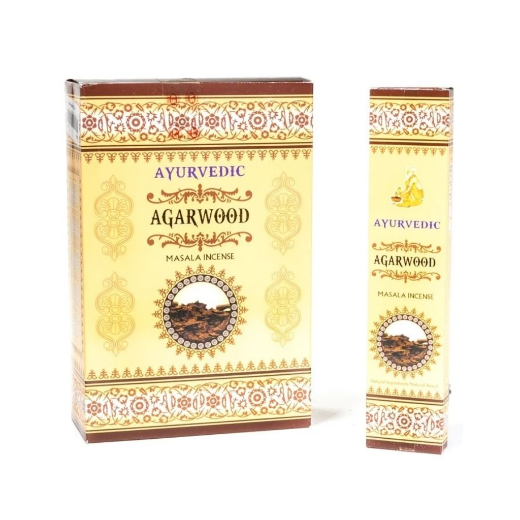 7118 flexity ayurvedic agarwood masala vonne tycinky 15 g
