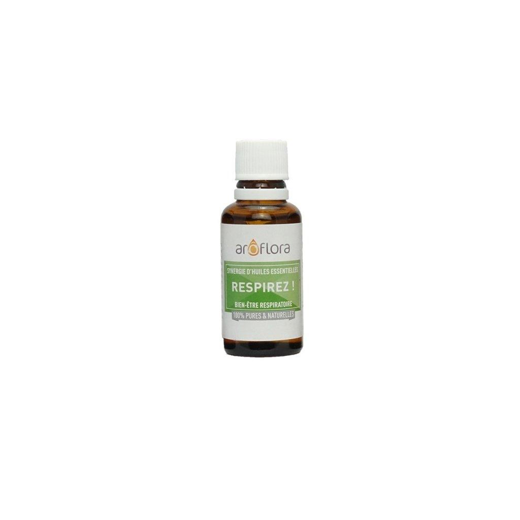 synergie huiles essentielles respirez