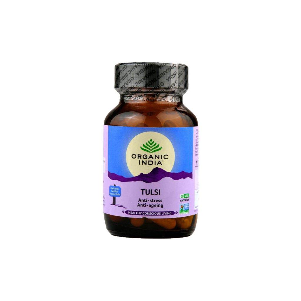 Tulsi kapsuly Organic India 600x600