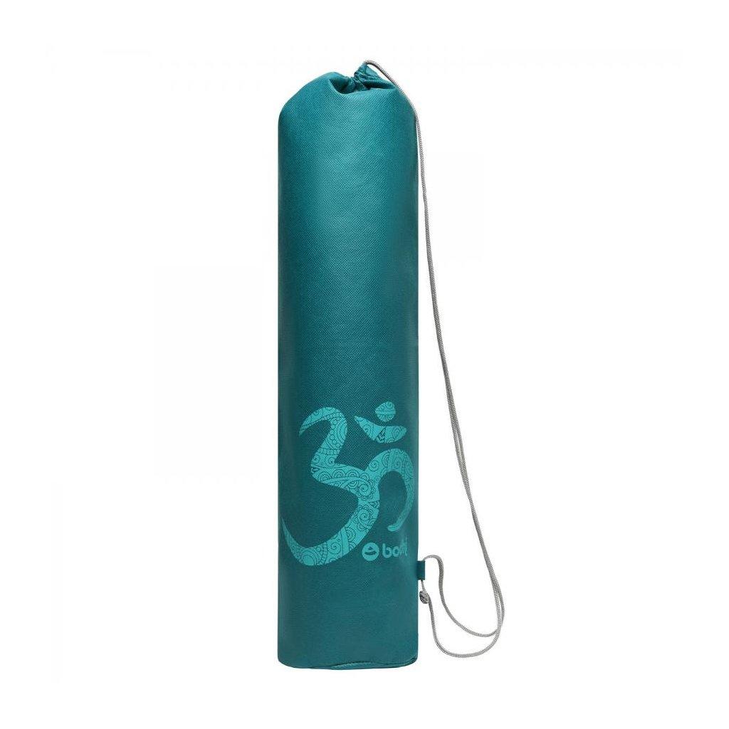 919pot yogazubehoer easy bag yogamattentasche mit om frontal