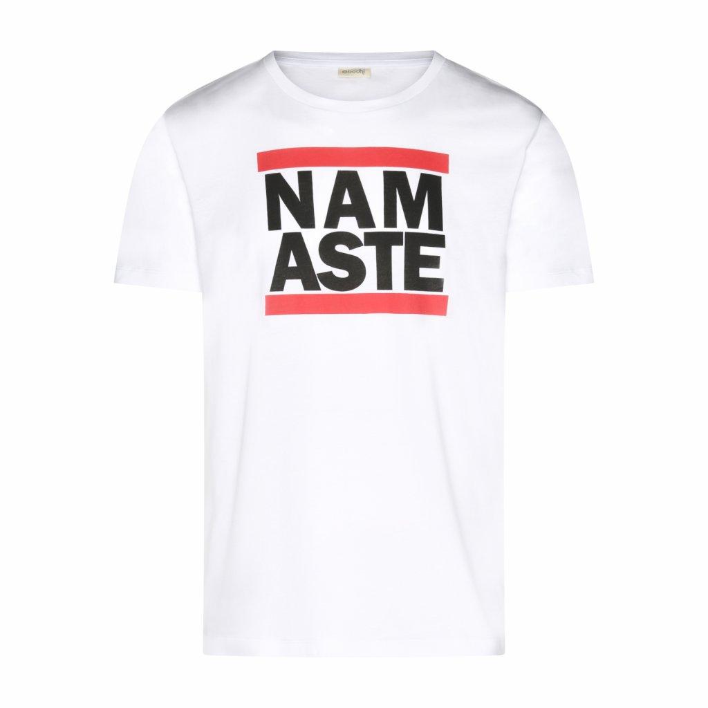 MTRMWx shirt bodhi maenner t shirt run namaste white front