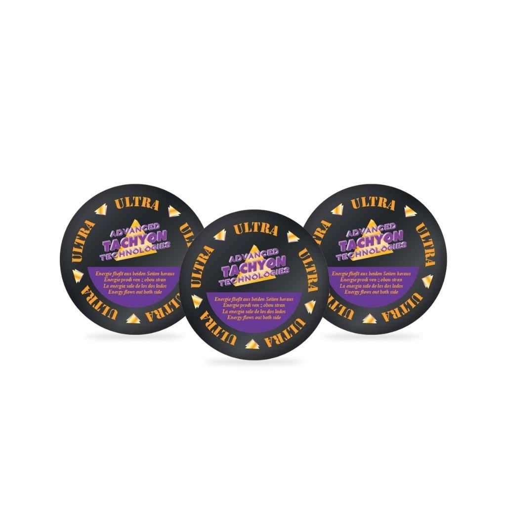 Tachyonizált Ultra Silica Disk 10 cm 3 darab - kétoldalas