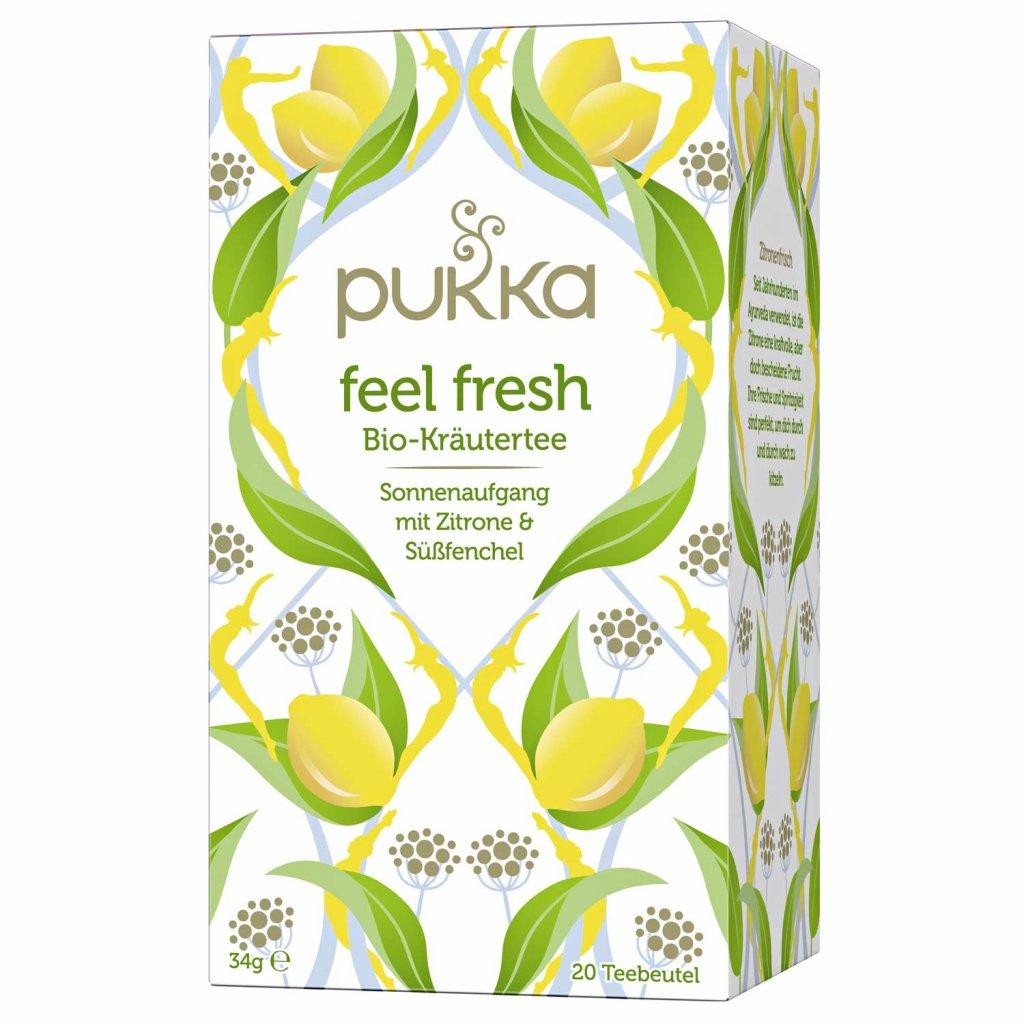 Feel Fresh Pukka Tee 1