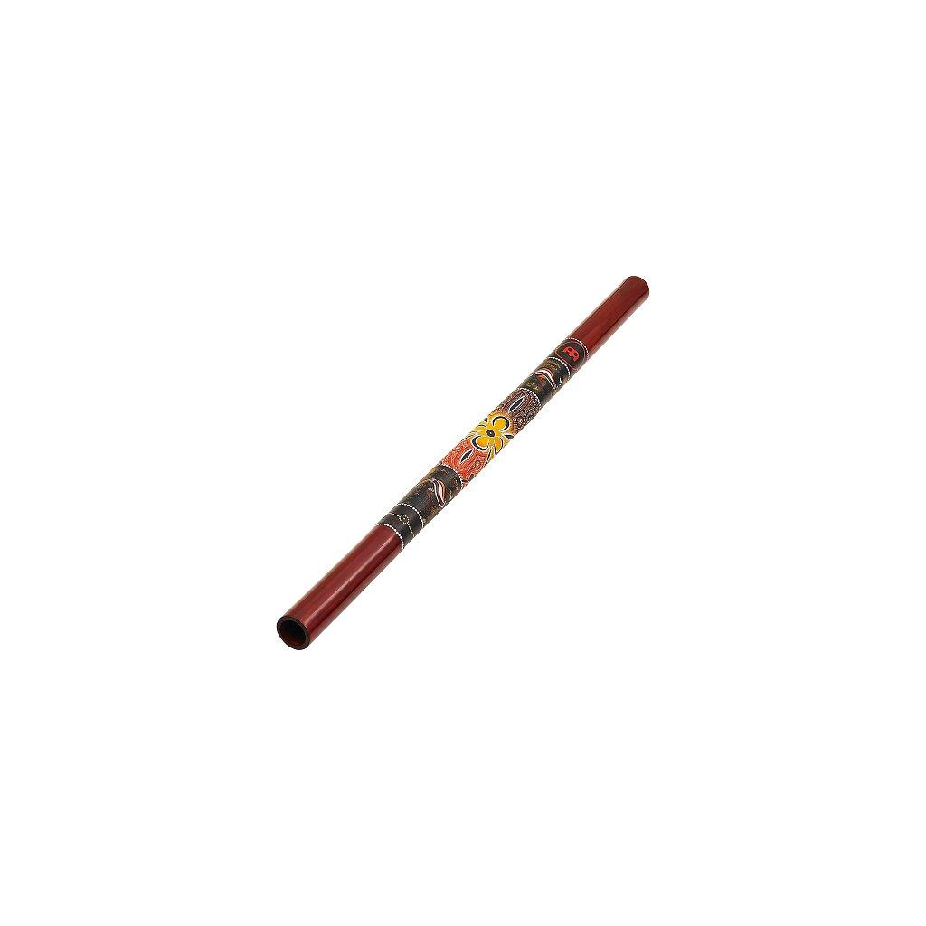 meinl perkusny nastroj didgeridoo 120 cm cervene