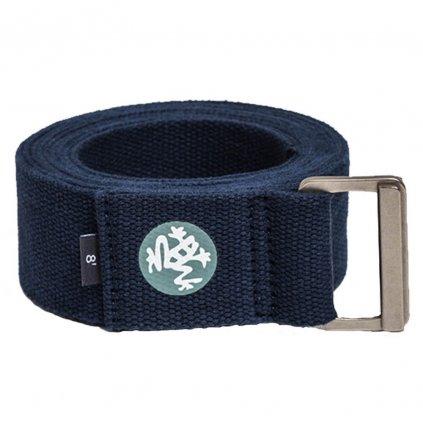 kase 1754 manduka align yoga strap 8ft midnight blue 1509797291