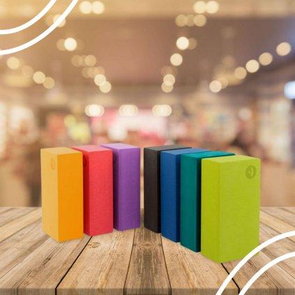 ykex yoga yogablock asana brick bodhi alle farben