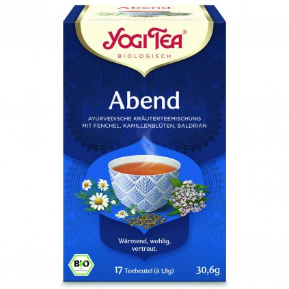 Yogi Tee Abend Tee 1