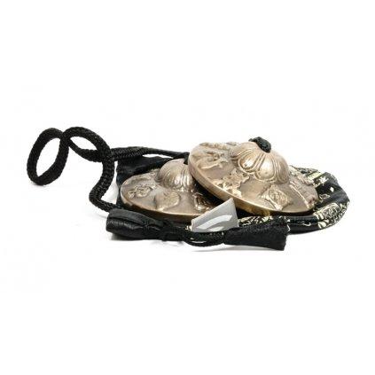 zimbo meditation tibetische zimbeln mit ornamenten4