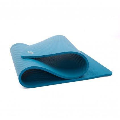 gym60p pilates fitness gymnastikmatte petrol halbschraeg petrol anthrazit