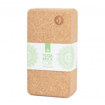 joga blok ykl yoga block kork brick standard