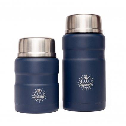604x yoga lifestyle bodhi edelstahl food container sammelbild