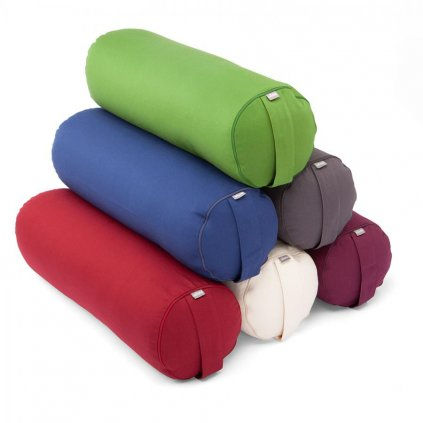153x yoga bolster eco dinkel total alle farben