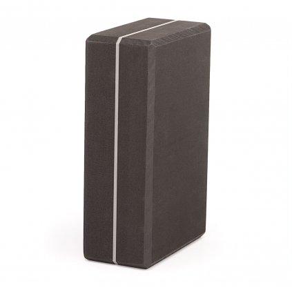 934s yoga asana brick large schwarz stehend
