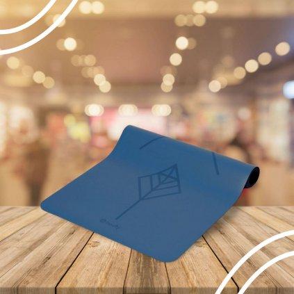 630bta yoga yogamatte bodhi phoenix blau above farbe neu