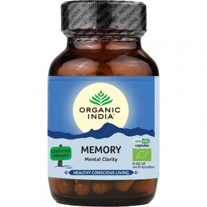 Memory kapsuly Organic India