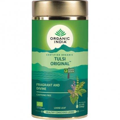 Tulsi Original sypaný čaj Organic India 600x600